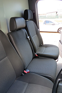 Bench Seat For Chevy Express Cargo Van